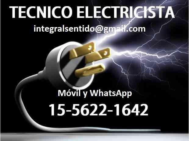 Electricista  (15-5622-1642)