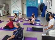 clases de yoga en barrio urca y cerro