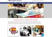 Cursos de ingles y examenes internacionales