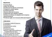 Ciprian company  empresa americana requiere ejecutivos de ventas