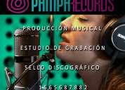 Estudio de grabación producción y post producción de audio