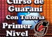 Curso de idioma guaraní online