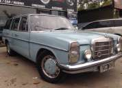 Vendo  mercedes  benz  220 d  full  modelo rural  1972 original