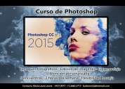 Curso de photoshop completo disponibilidad horaria