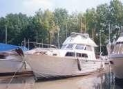 barco crucero de madera aller hosman