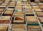 Compro discos vinilos cd