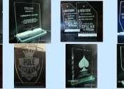 Trofeos deportivos, trofeos de futbol