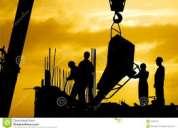 Construcción bien remunerados puestos de trabajo