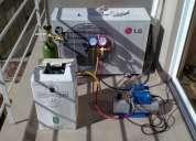 Mantenimiento electricidad aire acondi plomeria