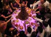 """Cascada de chocolate """"mili´s fondue"""""""