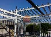 Entrepisos, cielorrasos, ampliaciones, steel framing, durlock, etc.