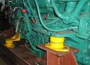 Amortiguadores antivibratorios para industrias
