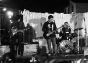 Se busca baterista para banda de rock cristiana