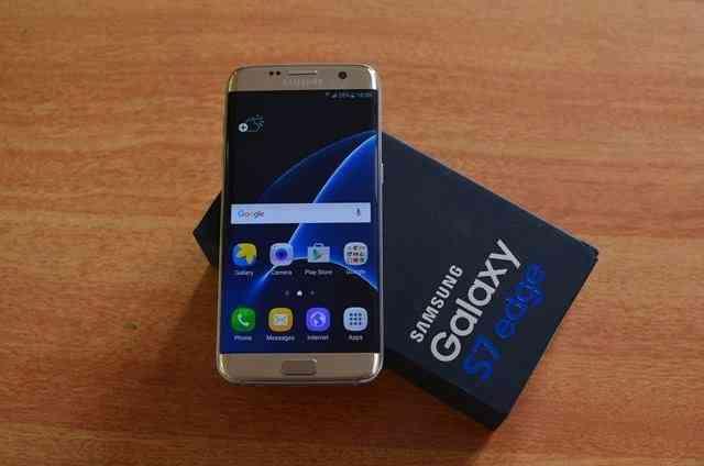 Samsung Galaxy S7 Edge $ 400 USD