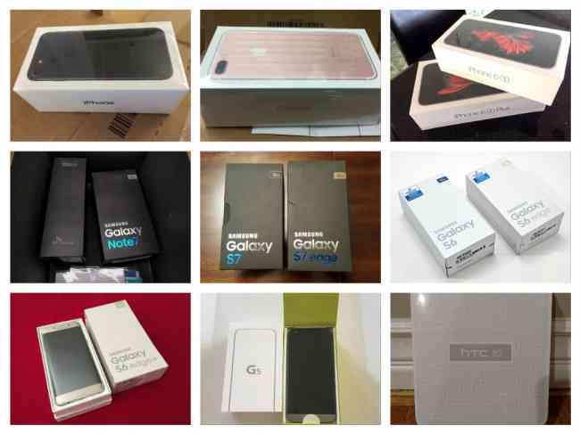 iPhone 7 Plus / iPhone 6S Plus / Samsung S7 Edge