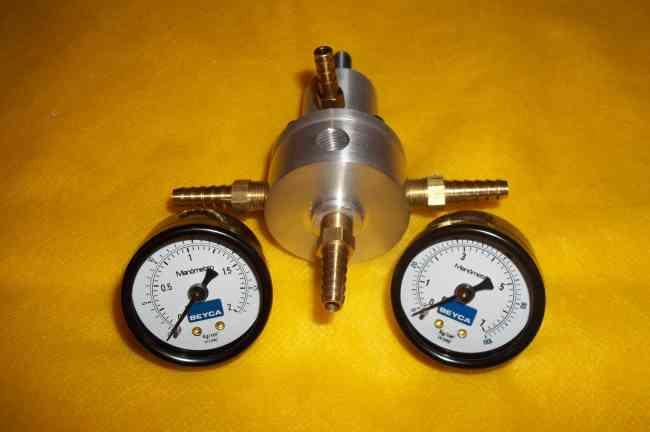 Dosadora Regulador De Presion De Combustible Competicion apta metanol