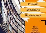 Clases particulares química física biología matemáticas