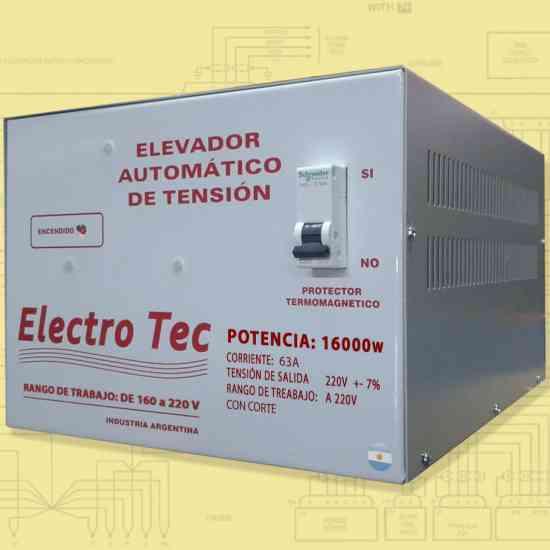 Electromecanica Isaac - elevadores de tension Ezeiza