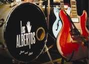 Proyecto serio busca primera guitarra (sin banda actualmente) p/integrarse a banda estilo ingles