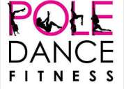 Clases personalizadas pole dance sport jazz strip Árabe pop