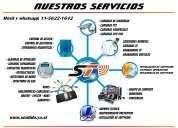 Instalación de alarma y cámaras de seguridad (15-5622-1642)