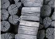 Madera de calidad y carbón de mangle para la venta