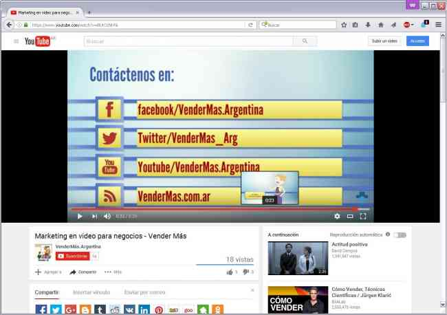 .: Videos promocionales para su sitio web :. >> VENDERMAS <<