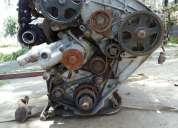Excelente motor para repuestos hiunday h1