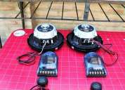 Audio car. potencia b52 1800w. 4canales.
