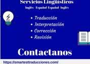 Smartest traducciones - servicios lingüísticos inglés-español