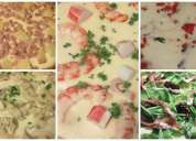 Pizza party catering integral