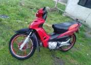 Excelente moto corven 125