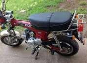 Vendo moto corven dx 70, contactarse.