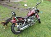 Excelente moto corven indiana 256 cc