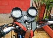 Excelente moto corven año 2012