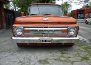 Excelente ford f 100 de coleccion suspencion independeiente