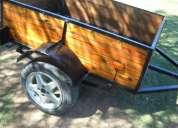 Excelente trailer para auto