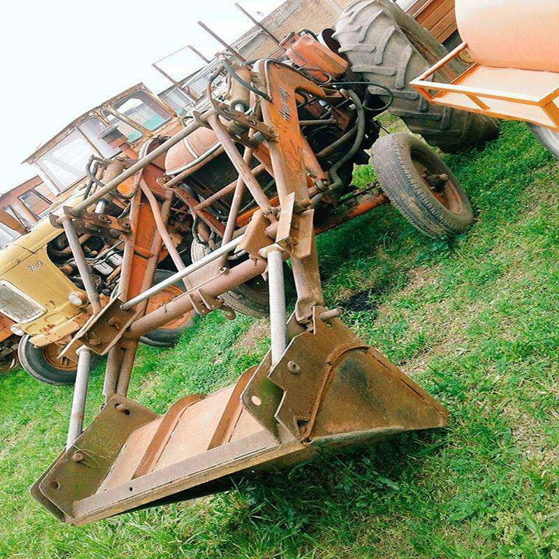 Vendo Excelente Tractor Hanomag 40
