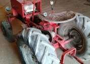 Excelente tractor chico con motor honda