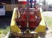 Excelente tractor deutzfhar a 144 con topadora