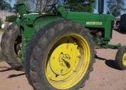 Tractor john deere 730. liquido.