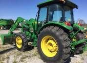 Excelente john deere 5100 e tractor