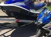 Venta de moto de agua honda aquatrax r12