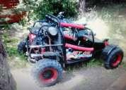 Vendo / permuto arenero 4x4 motor honda 700cc. contactarse.