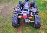 Venta de excelente cuatriciclo 250 cc