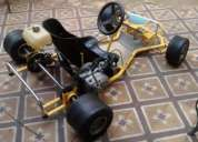 Vendo karting motor 50cc zanella