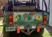 Vendo jeep ika con gas