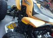 Lindo cuatriciclo panther wr 250