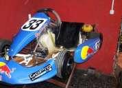 Vendo permuto excelente karting 150 cc.