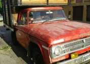 Vendo excelente camioneta dodge mod 76